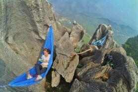 10 Potret liburan di Gunung Masigit ini bikin nggak lupa piknik