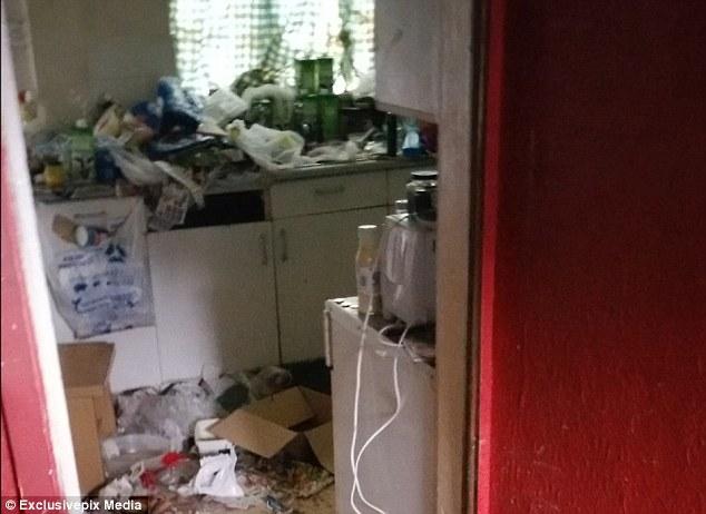 7 Foto tunjukkan keadaan rumah tak terawat,  jangan ditiru guys