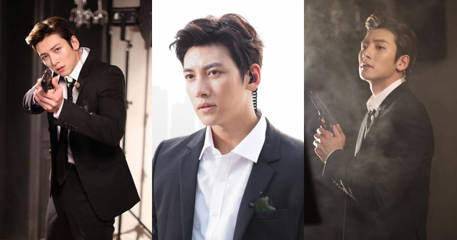 15 Foto Ji Chang-wook, bodyguard ganteng di Drama Korea The K2