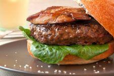 Harga burger ini Rp 125 ribu per porsi, apa sih istimewanya?