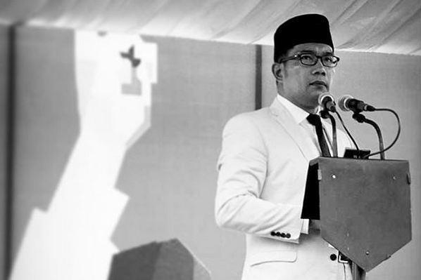Ridwan Kamil Soekarno Look Again