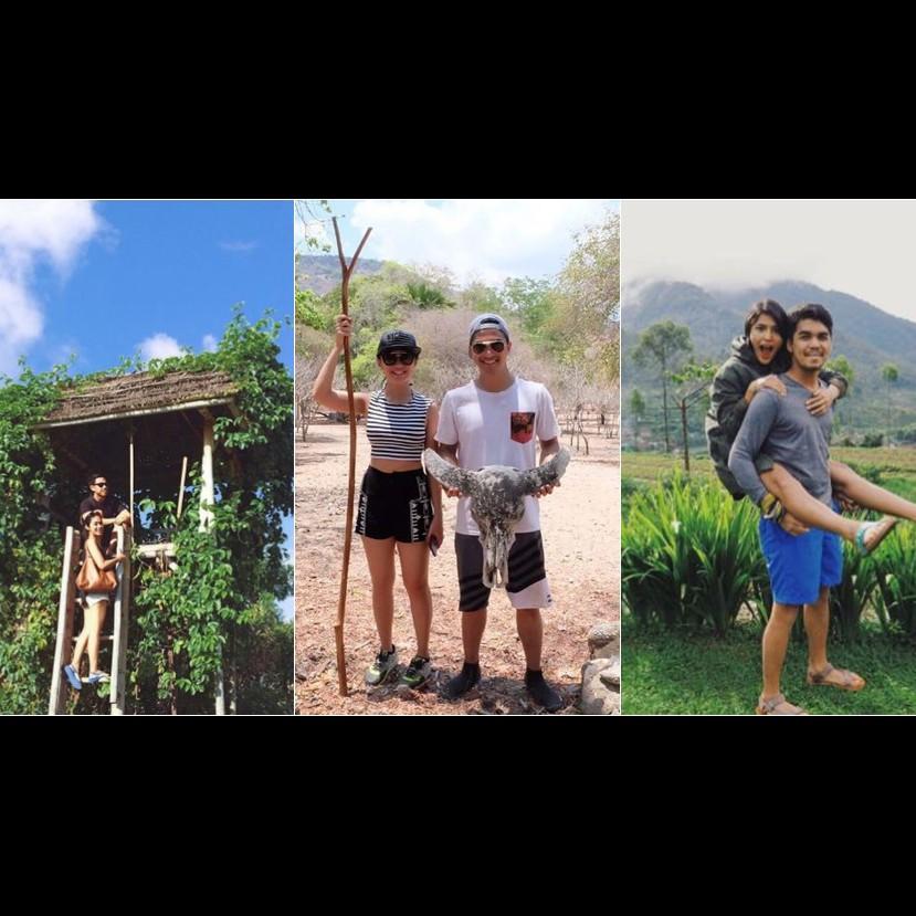9 Pasangan Selebriti Ini Dikenal Hobi Traveling Udah Ke Mana Aja