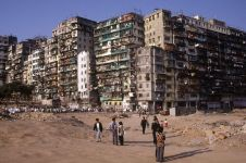 15 Foto ini tunjukkan sisi gelap kota terpadat di dunia