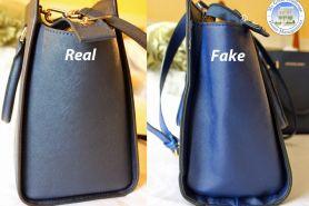 Begini cara bedain tas merek Michael Kors asli dan palsu