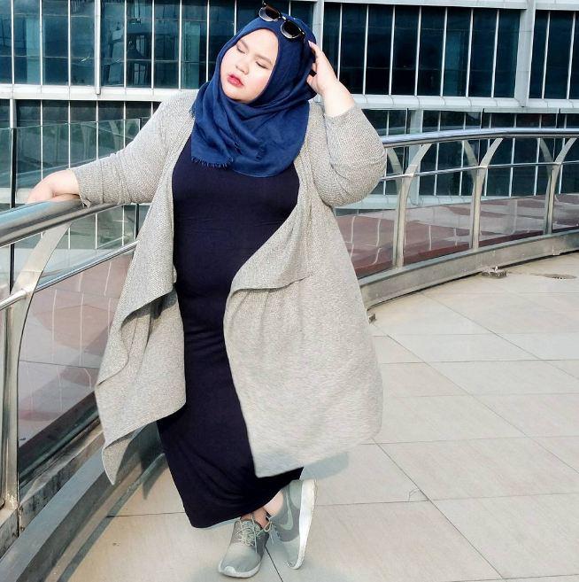 hijab plus size  © 2016 brilio.net