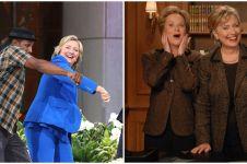 15 Foto tunjukkan Hillary Clinton nggak gagap budaya pop, gaul abis