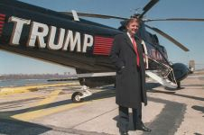 25 Foto lawas Donald Trump, masa kecilnya menggemaskan banget