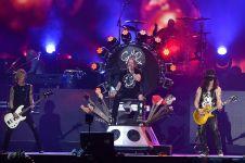 Guns N' Roses bakal manggung di Singapura, Indonesia kapan dong?
