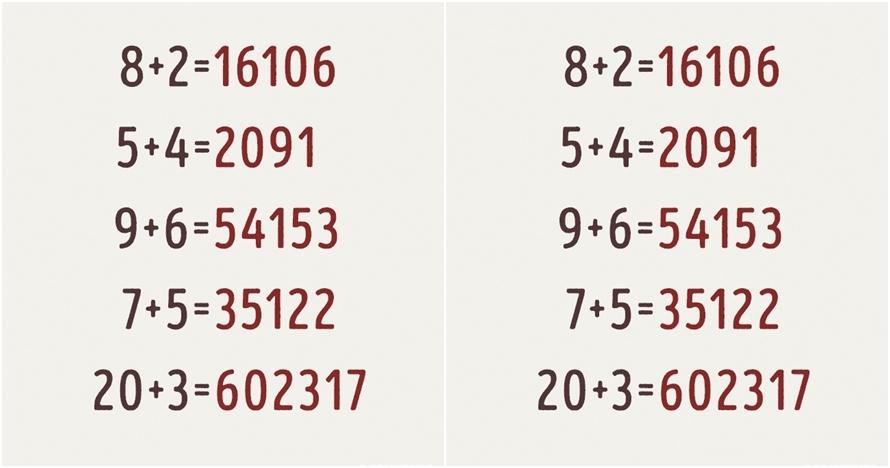 Coba cari hubungan antara persamaan ini, tak perlu jago matematika kok