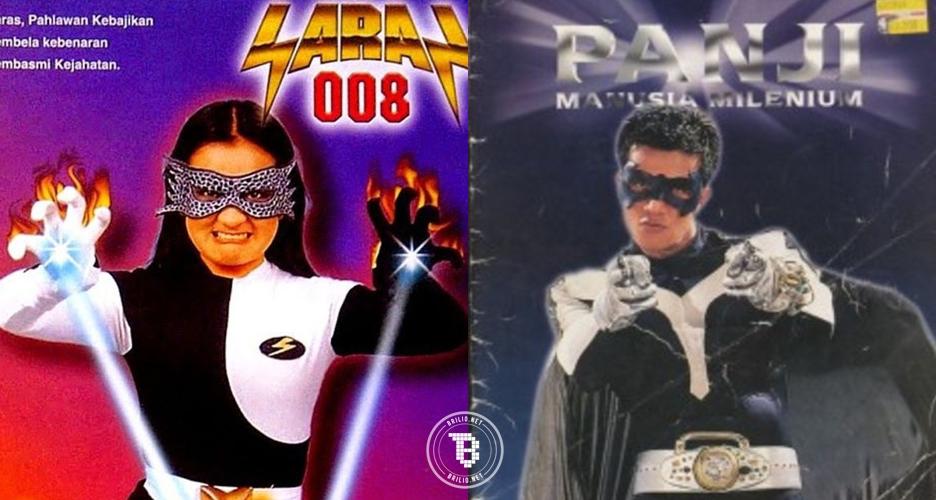 9 Sinetron superhero Indonesia, kamu pernah nonton yang mana?