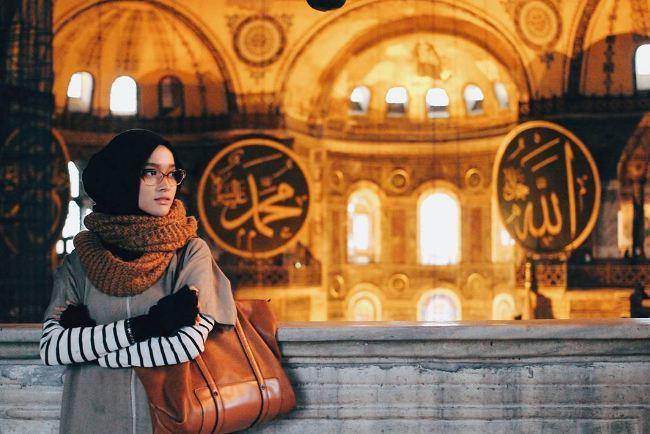 ootd hijab traveler © 2016 brilio.net