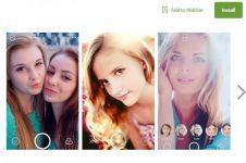 10 Aplikasi yang bikin kamu jadi cantik & ganteng