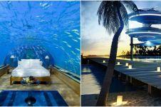 10 Hotel bawah air paling keren di dunia ini bikin kamu betah di kamar