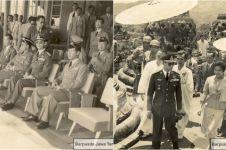 9 Potret kenangan kunjungan Raja Bhumibol Adulyadej ke Indonesia