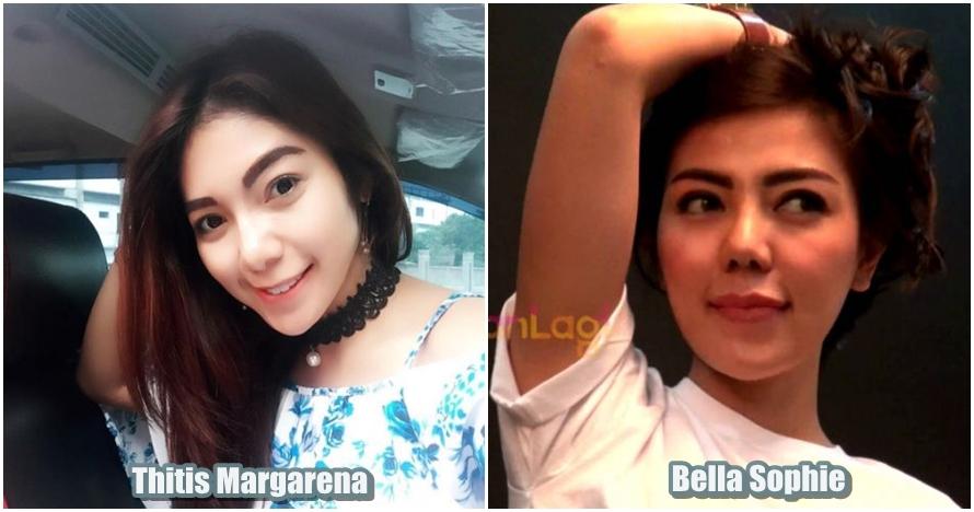 10 Foto Thitis Margarena, cewek asal Semarang 'kembaran' Bella Sophie