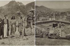 15 Foto ini tunjukkan suasana ibadah haji 127 tahun yang lalu