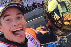 9 Rekor menakjubkan Marc Marquez, sang juara dunia MotoGP 2016!