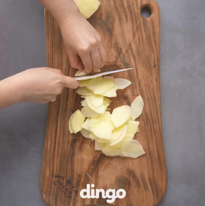 Resep sup apel © 2016 dingo ID