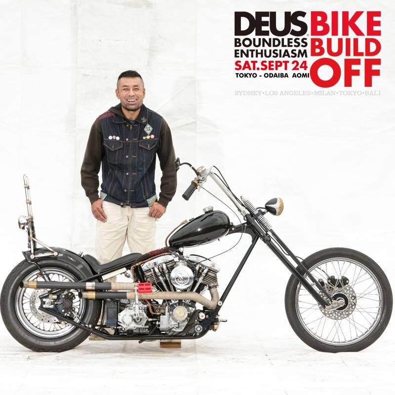 15 Foto sepeda motor rakitan ini bikin kagum