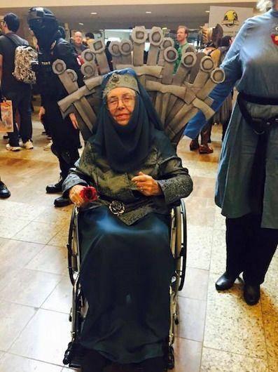 Kakek Nenek Gaul © 2016 brilio.net
