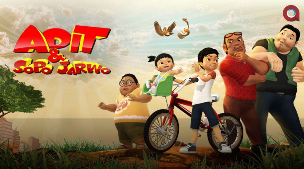 Nggak melulu Jepang, ini 8 serial kartun keren buatan Indonesia