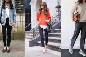 10 Outfit simpel ini bisa kamu pakai ke kampus saat musim hujan