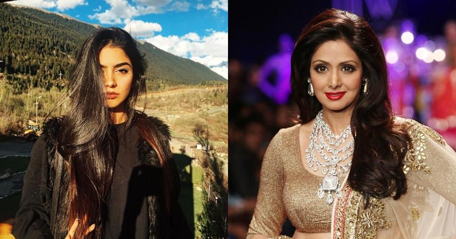 10 Potret cantiknya Khushi Kapoor, putri Sridevi legendaris Bollywood