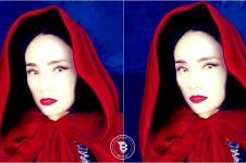 Unggah foto ini, Mulan Jameela dibully mirip penyihir di film kartun