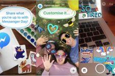Messenger Day, fitur baru terobosan Facebook untuk saingi Snapchat