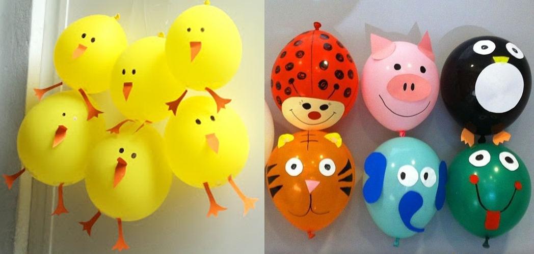 15 Kreasi balon ini simpel tapi unik, bisa dicoba di rumah nih