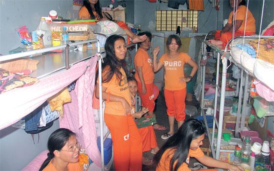 penjara wanita  © 2016 brilio.net