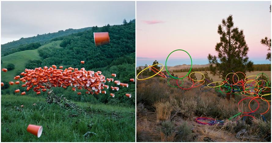 Fotografer ini bikin kagum lewat 8 karya fotonya, ada benda melayang