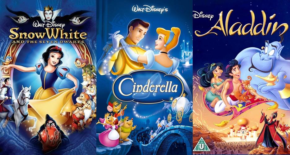 10 Film dongeng Disney ini tak lekang oleh waktu, favoritmu yang mana?