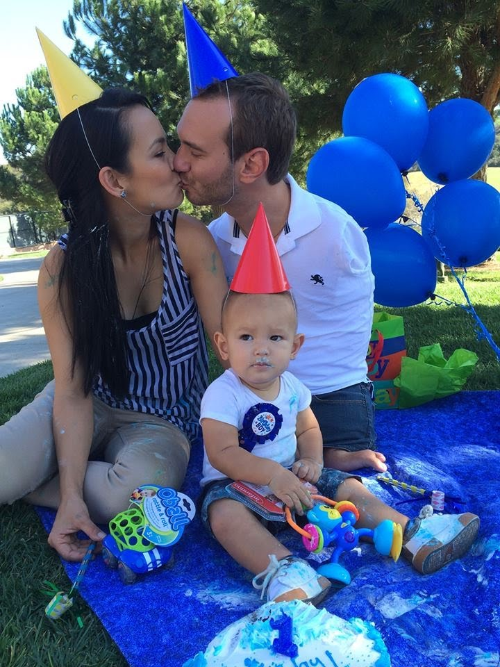 Life Without Limbs Founder Nick Vujicic Tells Kids to ...