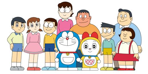 Lihat analisis ini, kamu bakal kaget tahu tinggi badan Mama Nobita