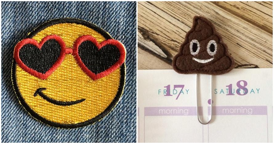 15 aksesori ini cocok untuk kamu yang suka emoji lucu