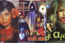 12 Film horor legendaris Indonesia 90an ini ngerinya kebangetan