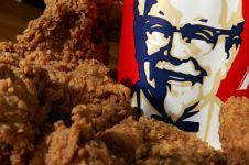 Kesal jumlah ayam tak sesuai iklan, wanita ini gugat KFC Rp 262 miliar