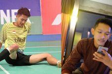 Bayu Pangisthu, atlet bulu tangkis yang senyumnya bikin cewek meleleh