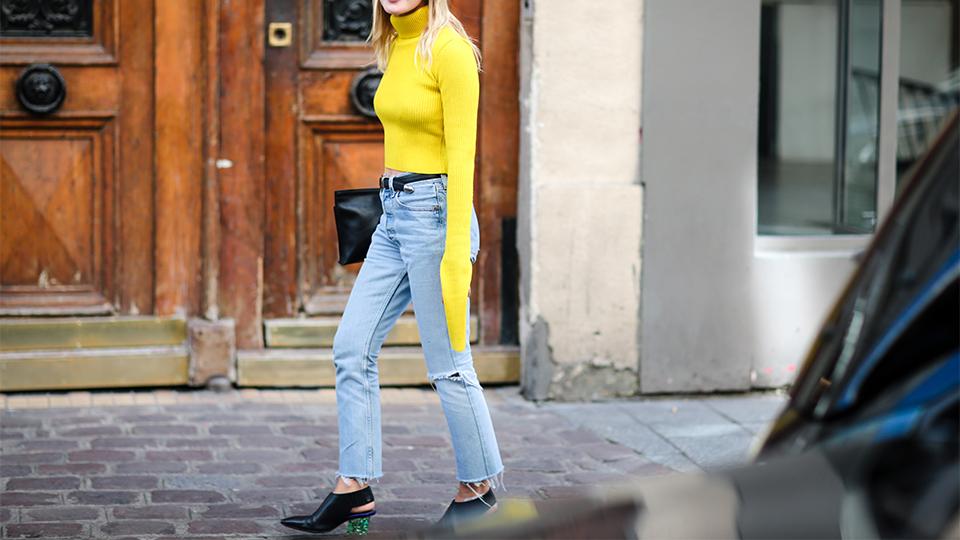 ootd wide leg jeans © 2016 brilio.net