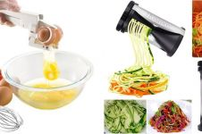 15 Inovasi peralatan dapur yang bikin kamu semangat memasak