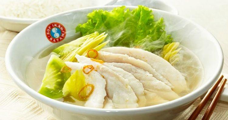 Tak perlu ke Batam, kamu bisa coba bikin Sup Ikan yang lezat ini