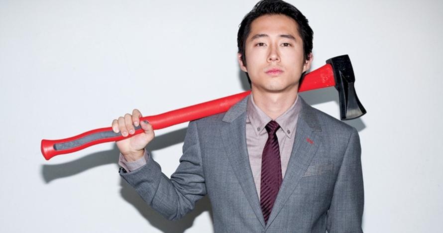 10 Fakta Steven Yeun, pemeran Glenn di The Walking Dead di season 7