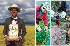 7 Petani ganteng ini bakal bikin kamu suka bercocok tanam di sawah