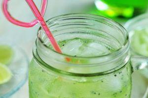Yuk bikin es lidah buaya, selain enak juga bermanfaat bagi kesehatan