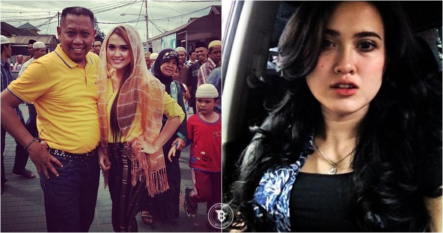 Megghi Diaz, cewek cantik yang disebut-sebut kekasih baru Tukul Arwana