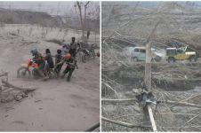14 Foto kenangan letusan Gunung Merapi 6 tahun silam ini bikin trenyuh
