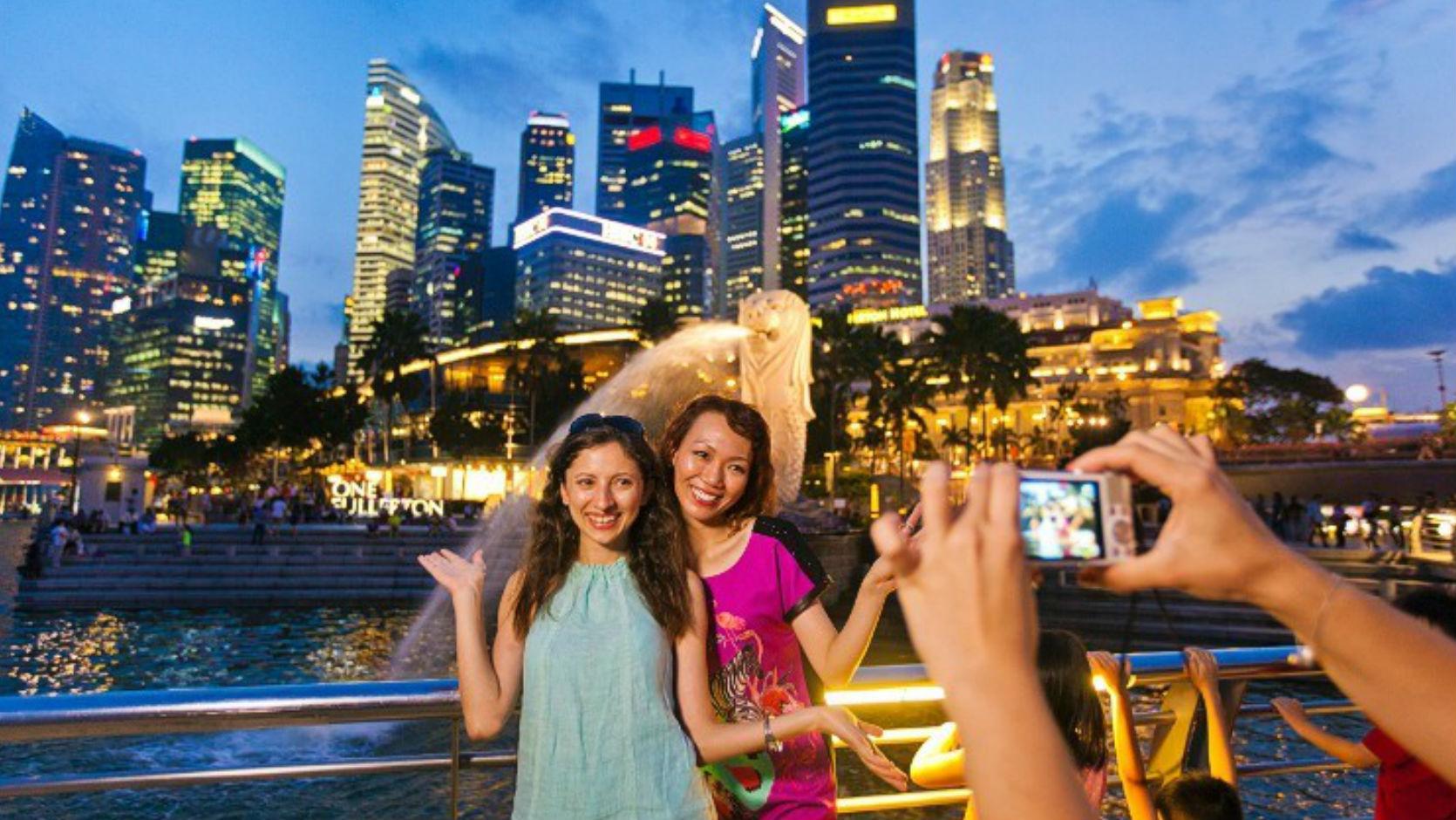 Cuma modal foto, kamu bisa gratis keliling Singapura! Ikuti #SGAduSeru