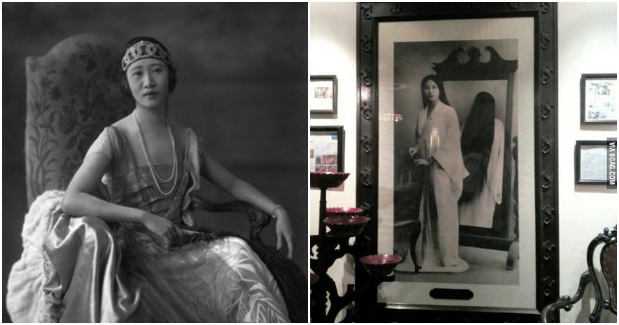 Ini wanita pada lukisan di Hotel Tugu Malang yang bikin merinding