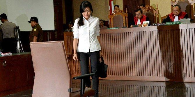 Drama 'Kopi Sianida' berakhir, Jessica divonis  20 tahun penjara